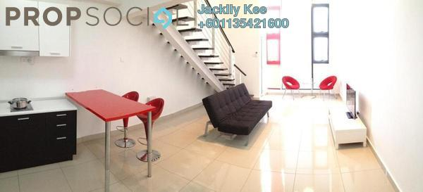 Condominium For Sale in The Scott Garden, Old Klang Road Freehold Fully Furnished 1R/2B 400k