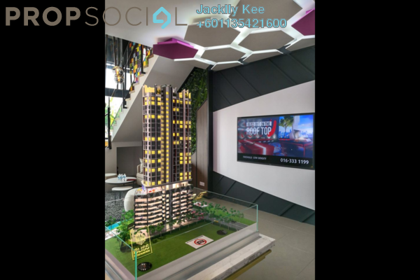 Condominium For Sale in Bliss Bayu Gasing Residency, Old Klang Road Freehold Semi Furnished 2R/2B 380k
