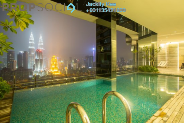 Condominium For Sale in Setia Sky Seputeh, Seputeh Freehold Semi Furnished 3R/4B 3m