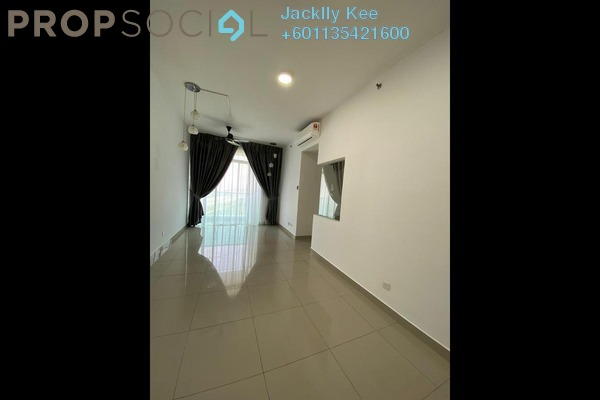 Condominium For Rent in Mutiara Ville, Cyberjaya Freehold Semi Furnished 3R/2B 1.15k