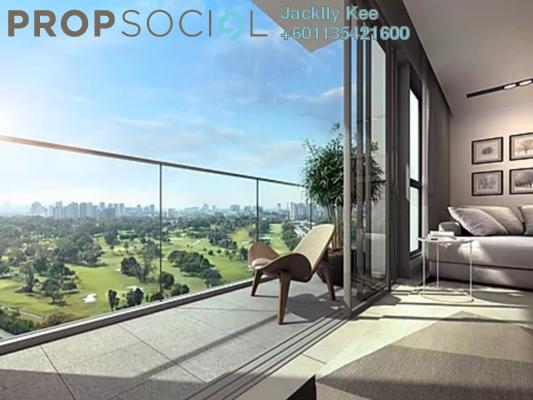 Condominium For Sale in Panorama Residences, Kelana Jaya Freehold Semi Furnished 2R/2B 575k