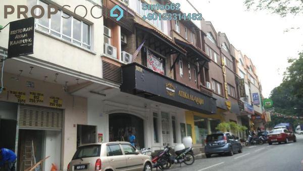 Shop For Sale in Wangsa Metroview, Wangsa Maju Freehold Semi Furnished 0R/0B 2.65m