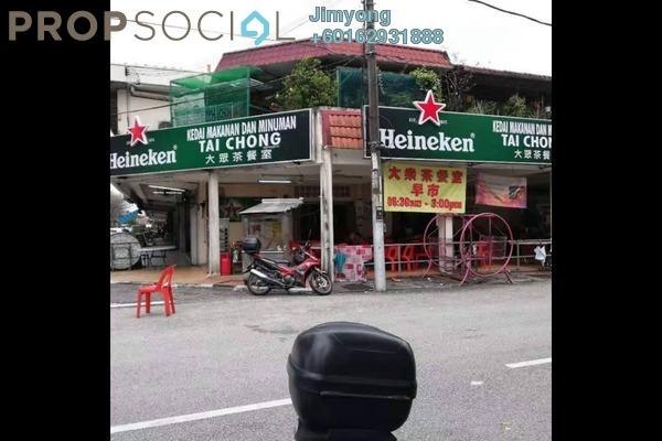 Shop For Rent in Kepong Baru, Kepong Freehold Unfurnished 0R/1B 6.5k