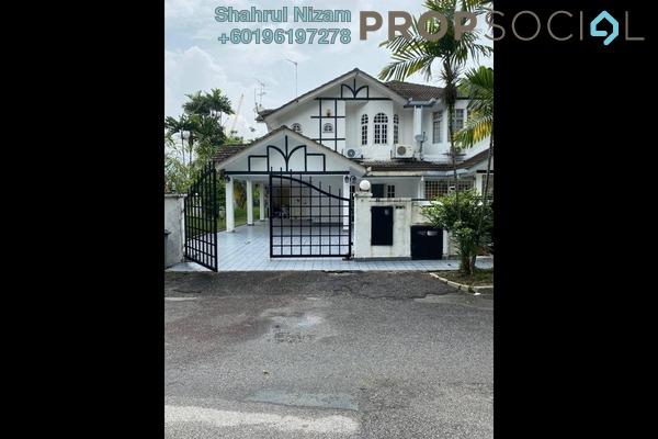 Terrace For Sale in Taman Wangsa Melawati, Wangsa Maju Freehold Unfurnished 4R/3B 1.65m