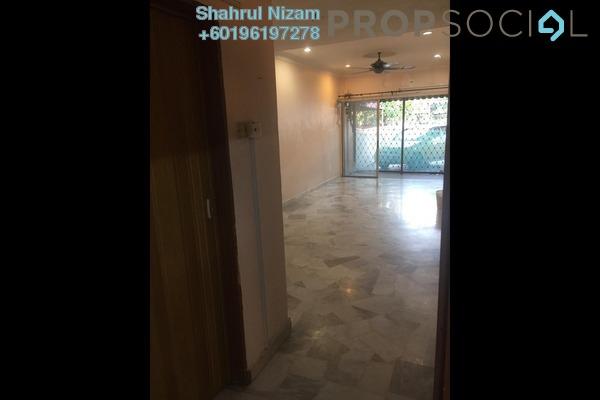 Terrace For Sale in Taman Setapak Indah, Setapak Freehold Unfurnished 3R/2B 550k