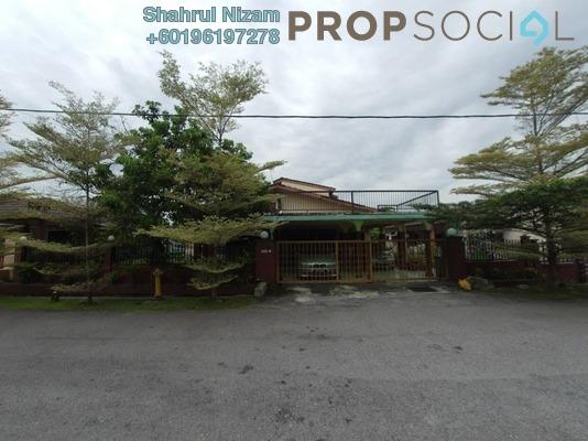 Bungalow For Sale in Taman Pelangi, Sentul Freehold Semi Furnished 6R/3B 1.65m