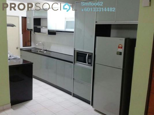 Condominium For Sale in Putra Villa, Gombak Freehold Fully Furnished 3R/2B 465k