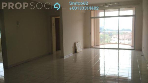 Condominium For Sale in MH Platinum Residency, Setapak Freehold Semi Furnished 3R/2B 490k