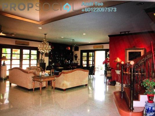 Bungalow For Sale in Country Heights Kajang, Kajang Freehold Semi Furnished 8R/10B 4.8m