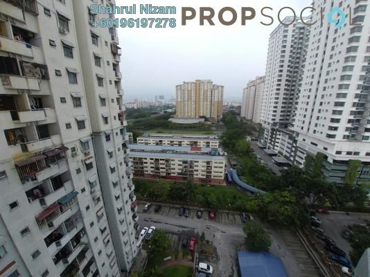 Apartment For Sale in Menara Orkid, Sentul Freehold Unfurnished 3R/2B 280k