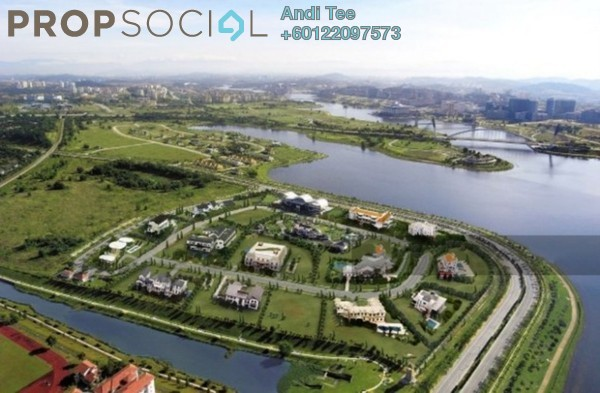 Land For Sale in Perdana Lakeview East, Cyberjaya Freehold Unfurnished 0R/0B 2.71m