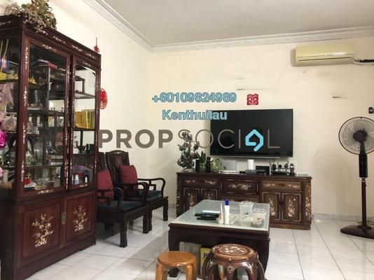 Terrace For Sale in Gasing Indah, Gasing Heights Freehold Semi Furnished 5R/3B 1.09m