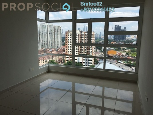 Condominium For Sale in MH Platinum Residency, Setapak Freehold Unfurnished 3R/2B 470k