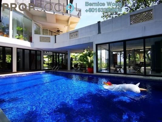 Bungalow For Sale in Sri Bukit Tunku, Kenny Hills Freehold Semi Furnished 6R/8B 15m