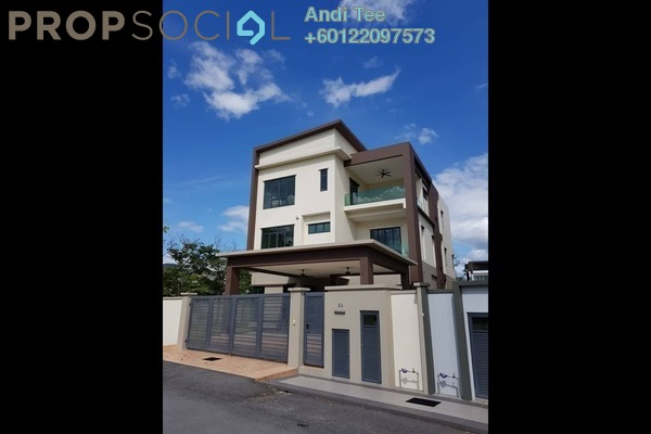 Bungalow For Sale in Section 6, Bandar Mahkota Cheras Freehold Unfurnished 6R/7B 3.4m