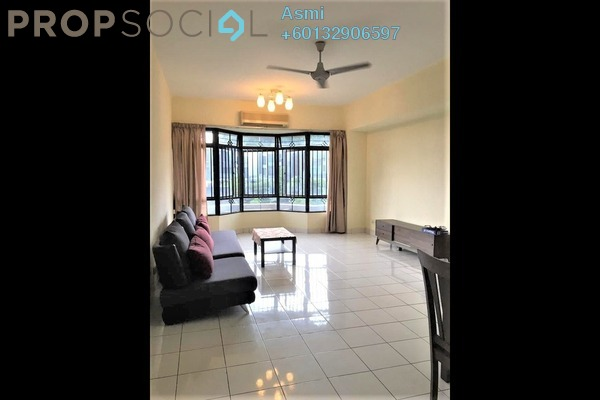 Condominium For Sale in Robson Condominium, Seputeh Freehold Semi Furnished 3R/2B 590k