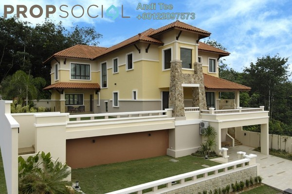 Bungalow For Sale in Country Heights Kajang, Kajang Freehold Unfurnished 6R/7B 3.9m