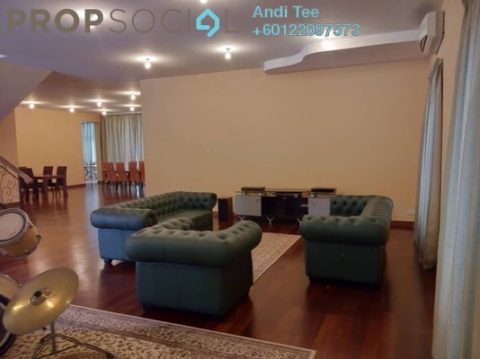 Bungalow For Sale in Seputeh Heights, Seputeh Freehold Fully Furnished 6R/7B 16m