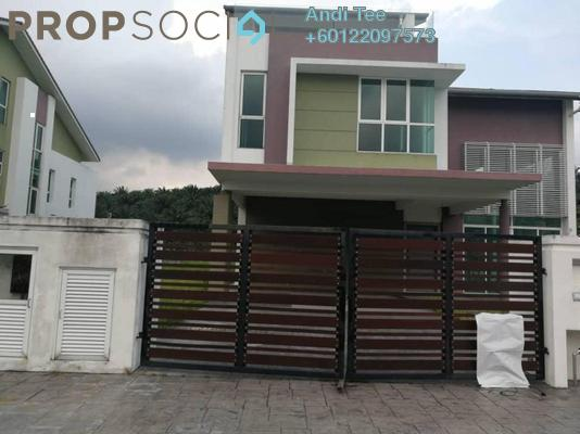 Bungalow For Sale in Astellia, Denai Alam Freehold Unfurnished 6R/5B 3.5m