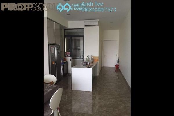 Condominium For Sale in Laman Ceylon, Bukit Ceylon Freehold Semi Furnished 3R/3B 1.65m