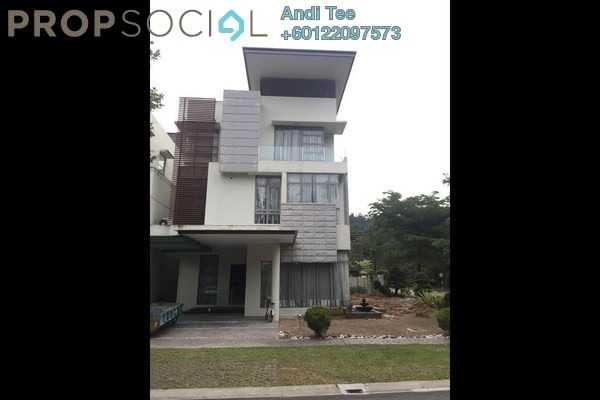 Bungalow For Rent in The Valley TTDI, Ampang Freehold Fully Furnished 7R/7B 10k