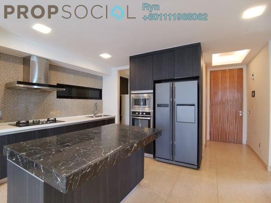 Condominium For Rent in Lumina Kiara, Mont Kiara Freehold Fully Furnished 4R/4B 3.5k