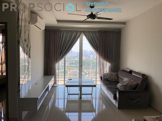 Condominium For Rent in MH Platinum Residency, Setapak Freehold Fully Furnished 2R/1B 1.6k