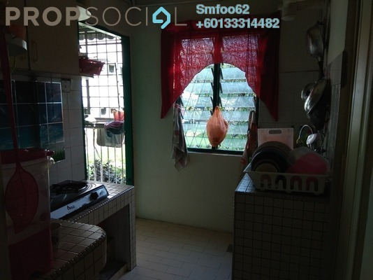 Apartment For Rent in Section 2, Wangsa Maju Freehold Semi Furnished 3R/2B 900translationmissing:en.pricing.unit