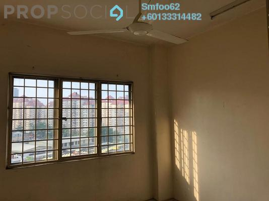 Apartment For Rent in Teratai Mewah Apartment, Setapak Freehold Unfurnished 3R/1B 850translationmissing:en.pricing.unit