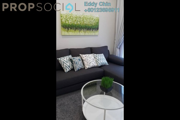 Condominium For Sale in The Link 2 @ Bukit Jalil, Bukit Jalil Freehold Fully Furnished 2R/1B 530k