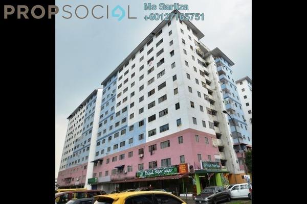 Apartment For Sale in USJ 1, UEP Subang Jaya Leasehold Unfurnished 3R/1B 140k