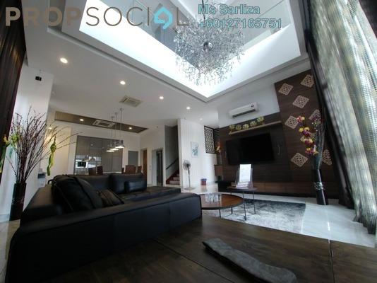 Bungalow For Sale in Kelab Golf Sultan Abdul Aziz Shah, Shah Alam Leasehold Unfurnished 8R/8B 2.88m
