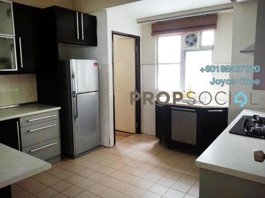 Condominium For Sale in Endah Ria, Sri Petaling Freehold Semi Furnished 3R/2B 480k