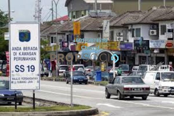 Superlink For Rent in SS19, Subang Jaya Freehold Unfurnished 2R/2B 1.2k