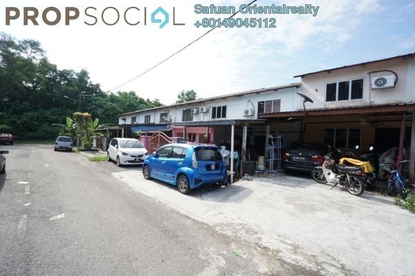 Terrace For Sale in Taman Belimbing, Seri Kembangan Leasehold Unfurnished 2R/2B 250k