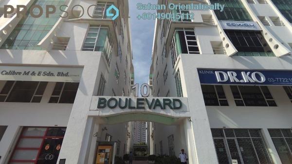 Office For Sale in 10 Boulevard, Bandar Utama Freehold Unfurnished 0R/0B 800k