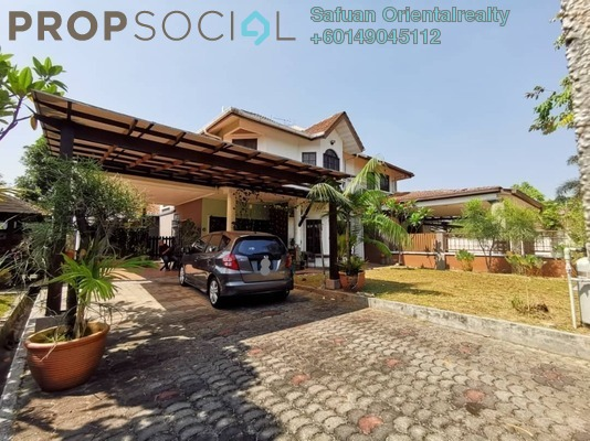 Semi-Detached For Sale in Section 8, Kota Damansara Freehold Semi Furnished 6R/3B 1.8m