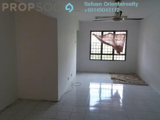 Apartment For Sale in Bayu Apartment, Damansara Damai Freehold Unfurnished 3R/2B 220k