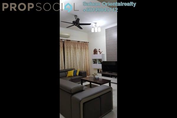 Terrace For Sale in Kemuning Utama Palma, Kemuning Utama Freehold Unfurnished 4R/3B 908k