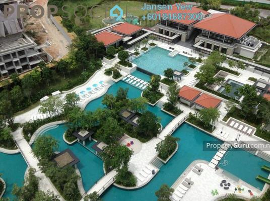 Condominium For Rent in Quayside, Seri Tanjung Pinang Freehold Fully Furnished 3R/4B 6k