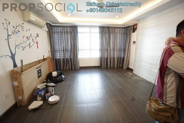 Condominium For Sale in Mutiara Anggerik, Shah Alam Freehold Semi Furnished 3R/3B 550k