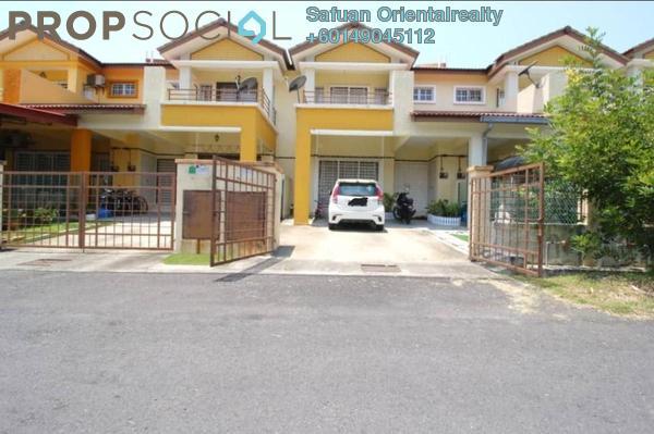 Terrace For Sale in Bandar Saujana Utama, Sungai Buloh Freehold Semi Furnished 4R/3B 450k