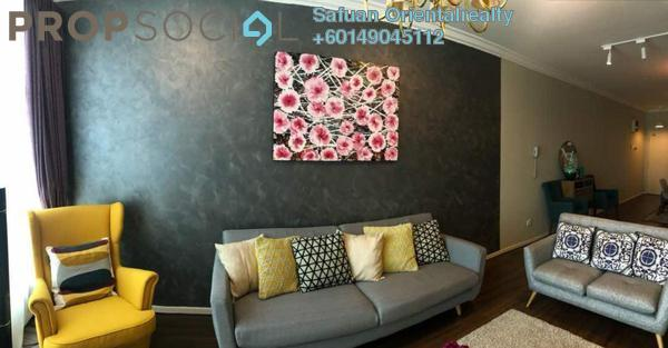 Serviced Residence For Sale in Vista Alam, Shah Alam Freehold Fully Furnished 3R/2B 600k