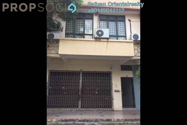 Shop For Sale in Section 13, Shah Alam Leasehold Unfurnished 0R/1B 1.2m