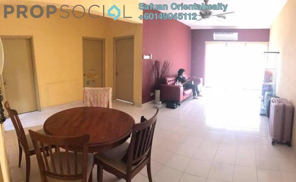 Condominium For Sale in Sri Putramas I, Dutamas Freehold Semi Furnished 3R/2B 500k