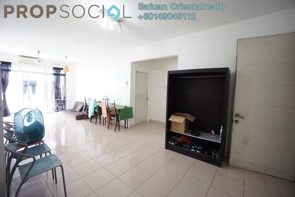 Condominium For Sale in Prima U1, Shah Alam Freehold Unfurnished 3R/2B 370k