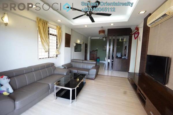 Condominium For Sale in Pelangi Condominium, Sentul Freehold Unfurnished 3R/2B 420k