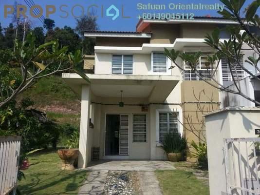 Terrace For Sale in Sungai Buloh Country Resort, Sungai Buloh Freehold Semi Furnished 4R/3B 480k