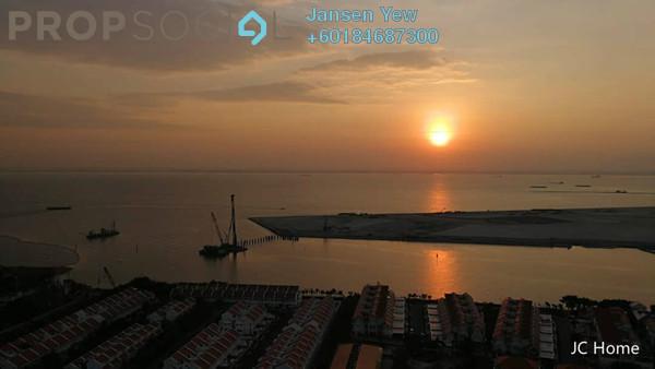 Condominium For Sale in Marinox Sky Villas, Seri Tanjung Pinang Freehold Fully Furnished 4R/2B 1.08m