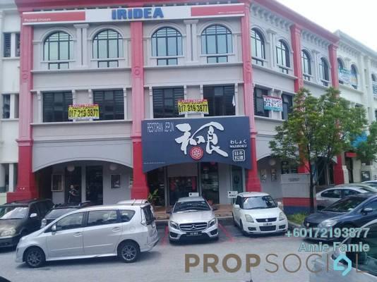 Shop For Rent in BK5, Bandar Kinrara Freehold Unfurnished 0R/2B 5.5k